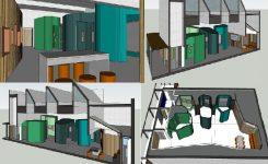 PRC Ingeniería Industrial realiza el Proyecto del nuevo edificio de invertebrados del Zoo de Barcelona